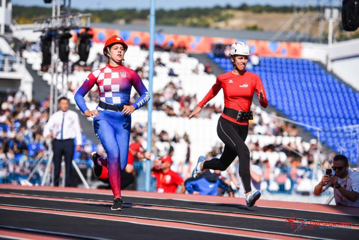 Welcome speech: VI World Championship in fire and rescue sport among women